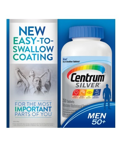 Centrum Silver Ultra Men's 250ea